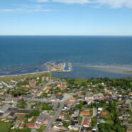 Ø.Hurup Havn foråret 2005