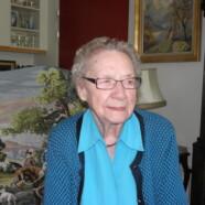 Anna Laursen bliver 92 år