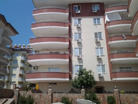 Stor lejlighed på 107 m2
