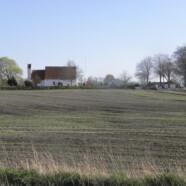 Skelund Kirke foråret 2012